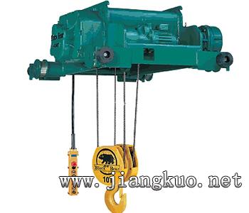 50吨台湾黑熊钢丝绳电动葫芦(大吨位定制款)