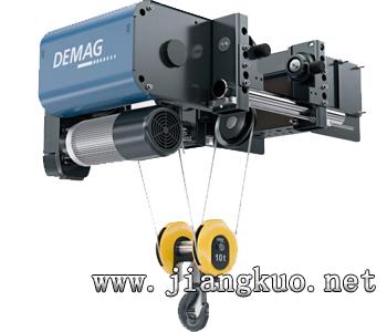 德马格钢丝绳葫芦DBR经济型